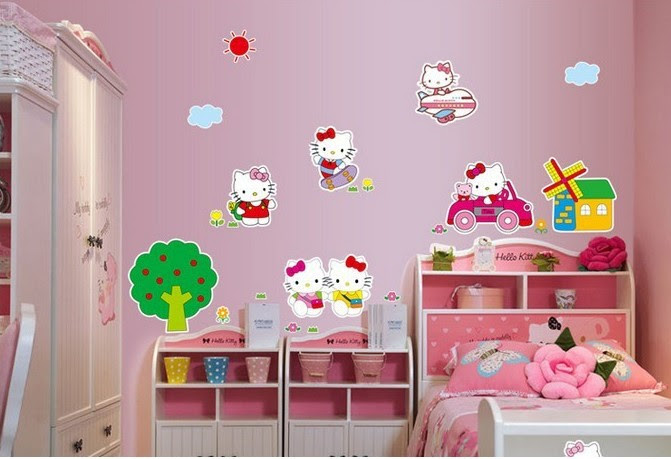 Wall Stickers Hello Kitty Price,Wall Stickers Hello Kitty Price ...
