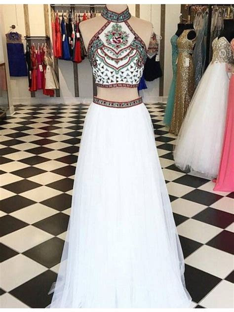 17 Best ideas about White Prom Dresses on Pinterest