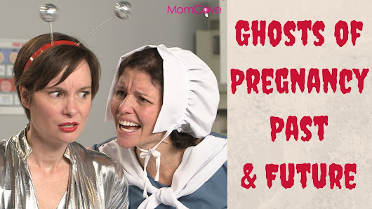 NEW Ridiculous Video! Facts About Pregnancy and Birth Past, Present, and Future | MomCave TV