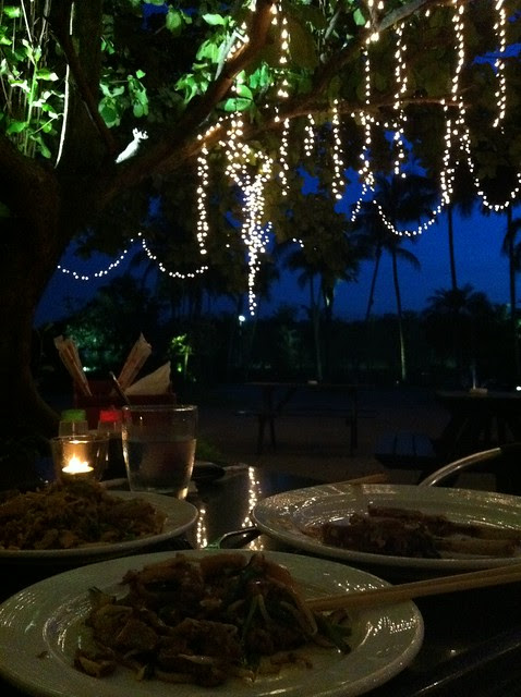 penang food buffet in saujana