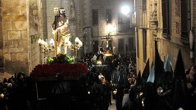 La Semana Santa de Toledo, declarada de Interés Turístico Internacional