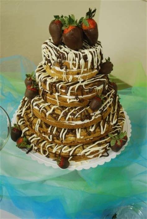 21 best Cookie Wedding Cake images on Pinterest   Cake