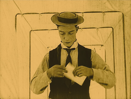 Buster Keaton #18: The Love Nest (1923)