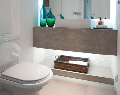O azulejista lavabos modernos e funcionais for Lavabos modernos