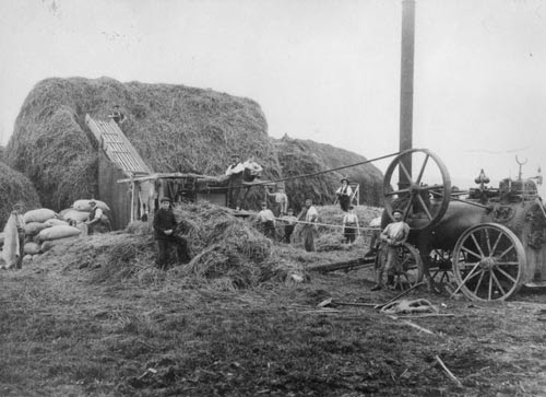 Boys' Training Farm, Weraroa, 1912
