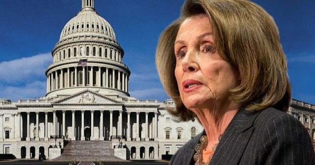 Hours After Congress Agrees On Stimulus Bill – Millions For Pelosi's Pet Projects Are Found