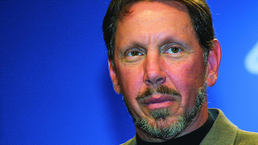 Oracle founder Larry Ellison to step down as CEO; Hurd and Catz to take over - Pacific Business News