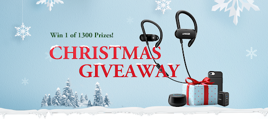 Anker | Xmas Giveaway