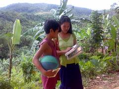 LUPA PREACHING WORK