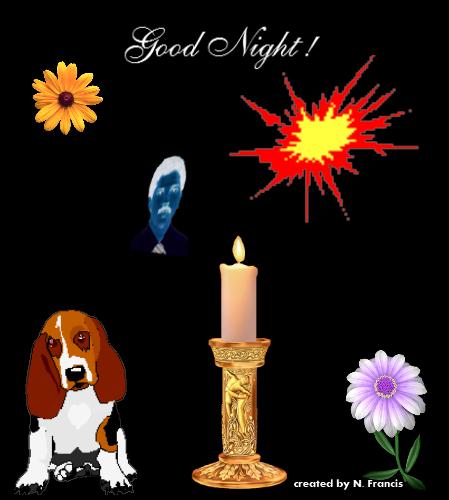 Good Night Free Good Night Ecards Greeting Cards 123 Greetings