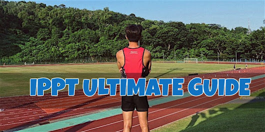 IPPT? To Passing And Beyond. - Guidesify Singapore