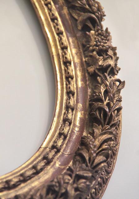 Frame - detail