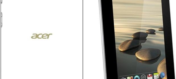 Hard Heset Tablet Acer B1-710-L828 - Redefinir padrões de fábrica