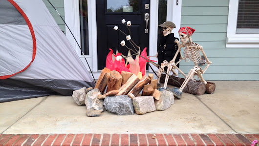 Here's a treat: See why these costume-changing skeletons win Halloween
