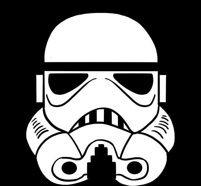 30 Top For Easy Stormtrooper Helmet Drawing