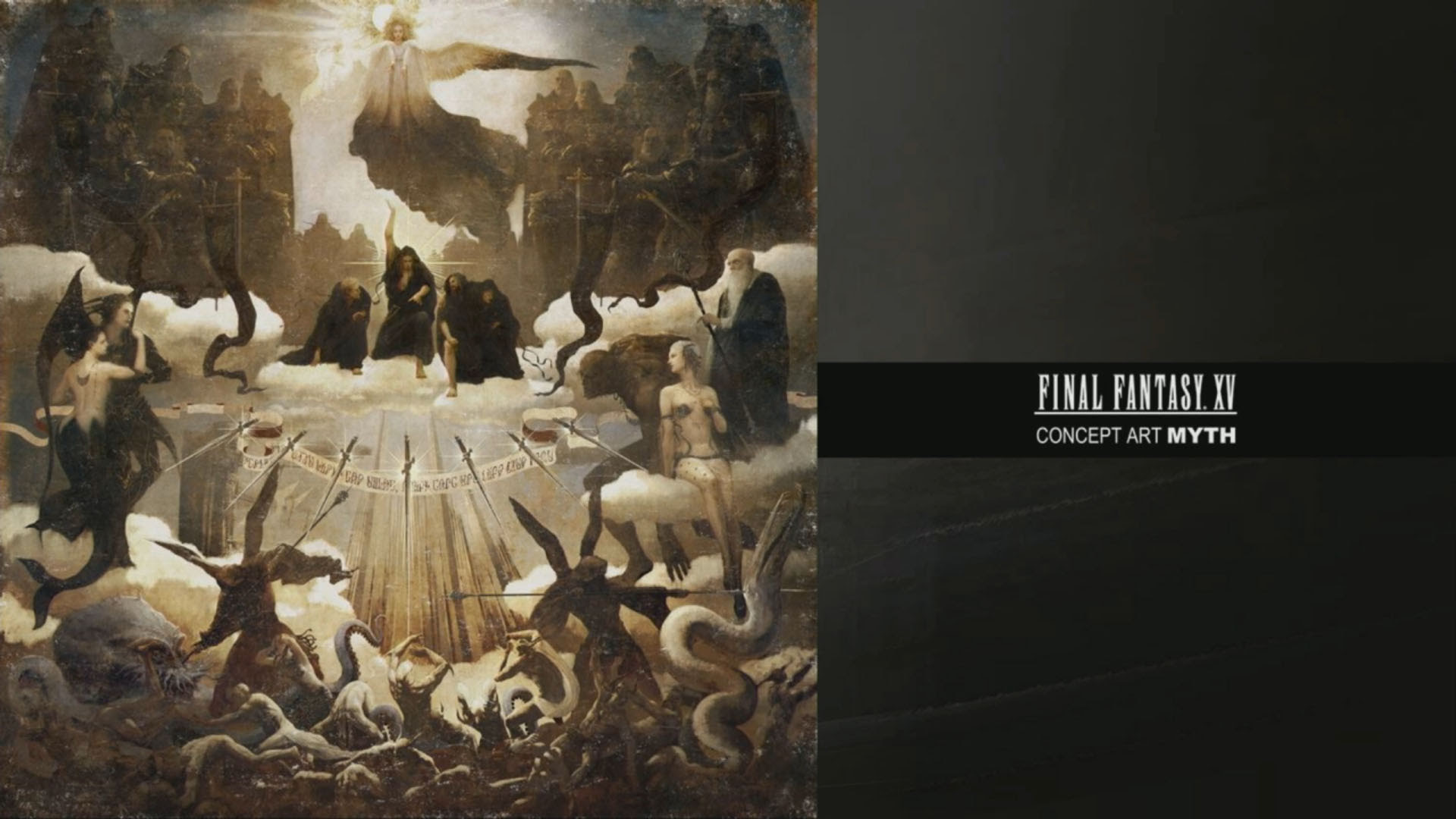 Interesting Theory About The Whole Story Final Fantasy Xv
