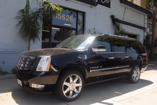 Used 2009 Cadillac Escalade ESV AWD for Sale in Lawndale CA 90260 Austra Motors