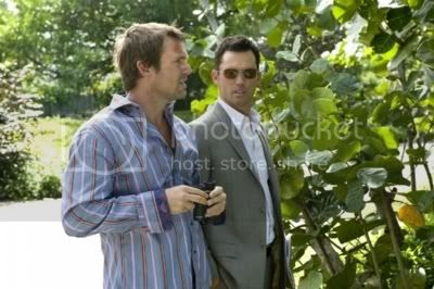 Subduction Leads to Orogeny: Michael Shanks - Burn Notice ...