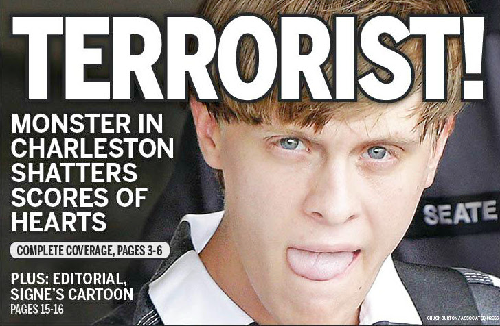 Charleston Massacre Media Coverage: Recognizing the Crime ...