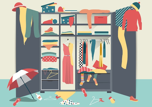 10 Things in Your Closet You Can Reuse or Recycle - Earth911.com
