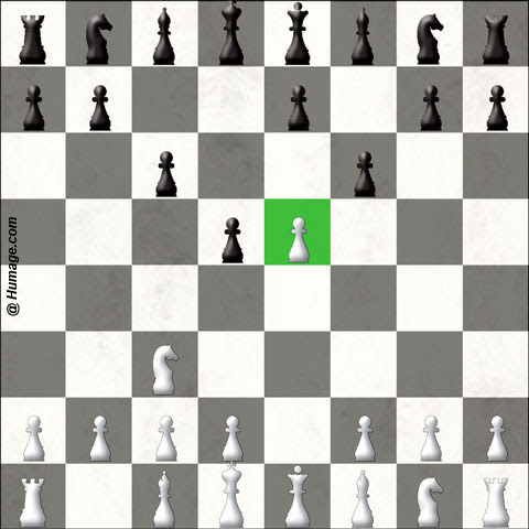 Online Virtual International English Chess with HTML5 Canvas