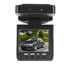 Aduro U-Drive Dash Cam DVR with Infrared Night Vision