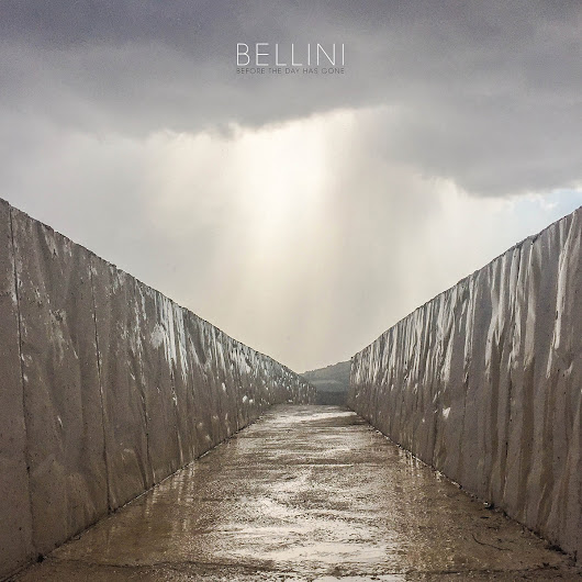 BELLINI Before The Day Has Gone - Vinyl LP (transparent red) - Bigoût Records