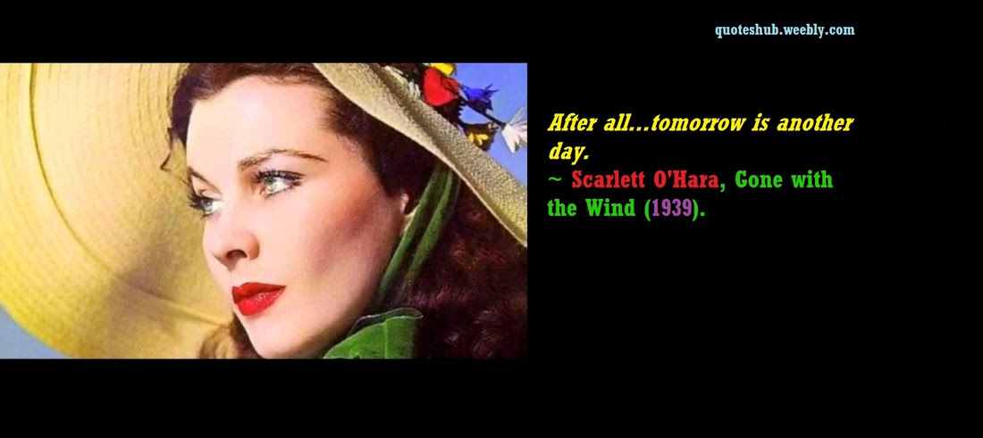 Gone With The Wind Movie Quotes Quotes Hub