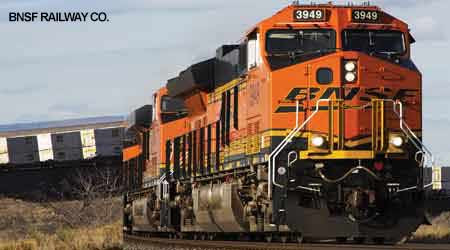 Rail Insider-BNSF Railway's domestic intermodal push. Information For Rail Career Professionals From Progressive Railroading Magazine