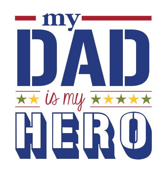 My Dad Is My Hero Army By Kristin Ward Blurb Books Uk