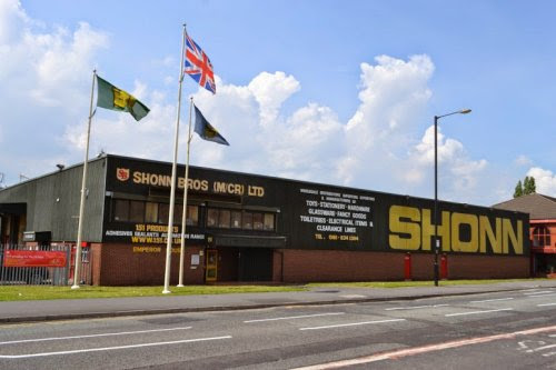 Shonn Brothers Wholesale Manchester October Special Offer Mailshot