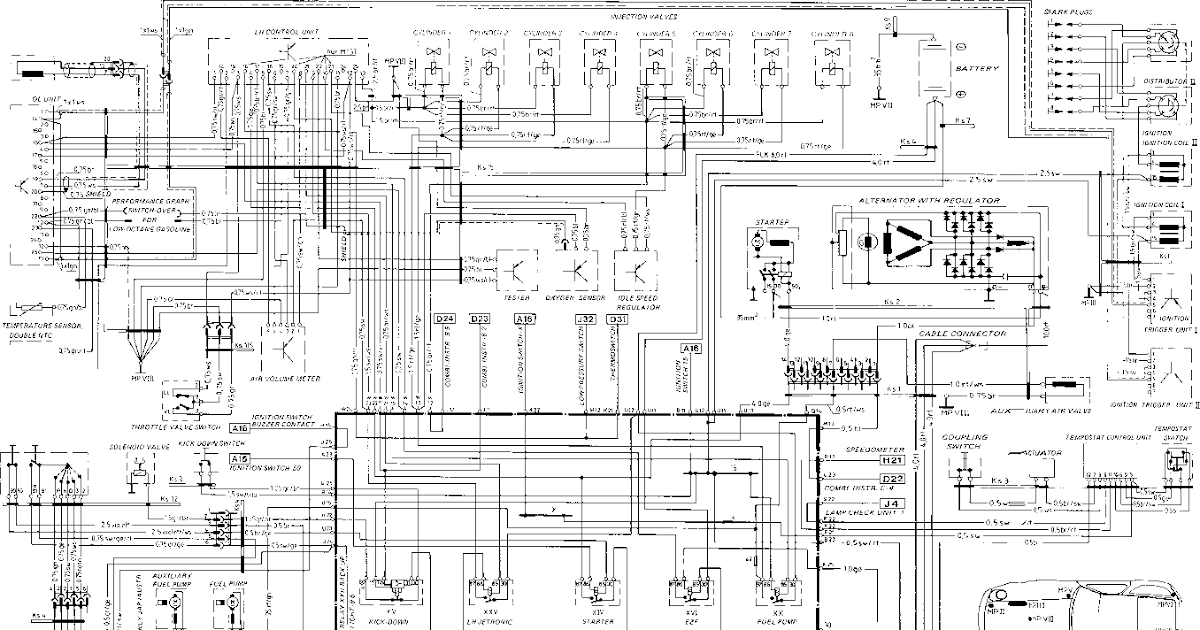 wiring diagram 4u2: Wiring Diagram Type 928 S Model 85