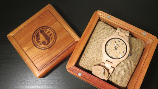 JORD Wood Watches - A Review & a Giveaway!