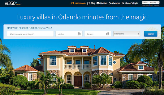 No Service / Booking Fees on Orlando Vacation Rentals | VR360homes.com