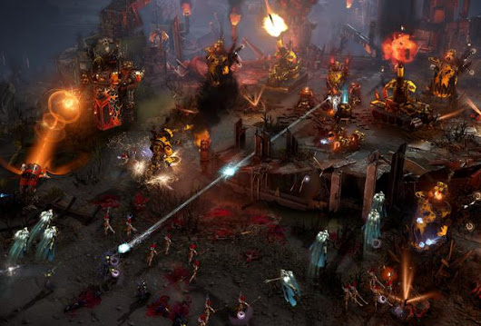 Critics And Gamers Can't Agree On 'Warhammer 40,000: Dawn Of War III'