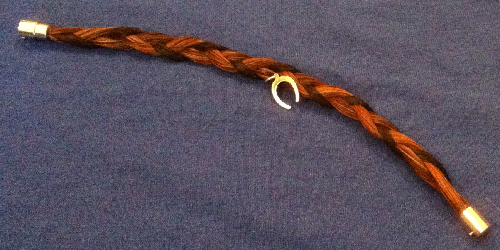 Make Your own Horsehair Bracelet