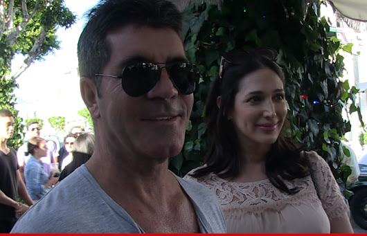 Simon Cowell -- OFFICIALLY A DAD ... GF Lauren Silverman Gives Birth