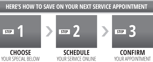 INFINITI Service Specials | Scottsdale Service Coupons