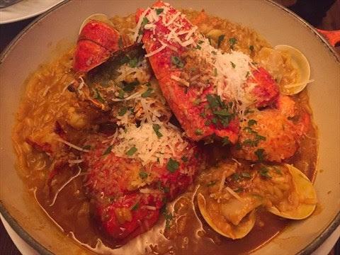 Lobster risotto - 西環的Bistronomique