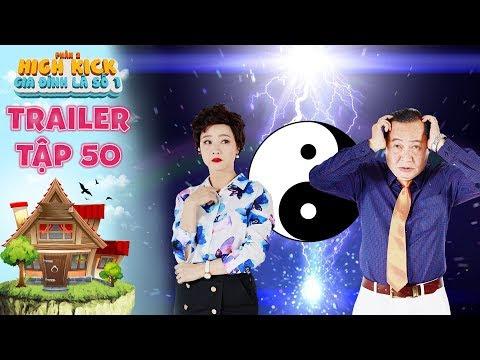 Gia đình là số 1 Phần 2|trailer tập 50: Ông Tài xém mất mạng vì lời tiên tri bà Liễu có số sát phu