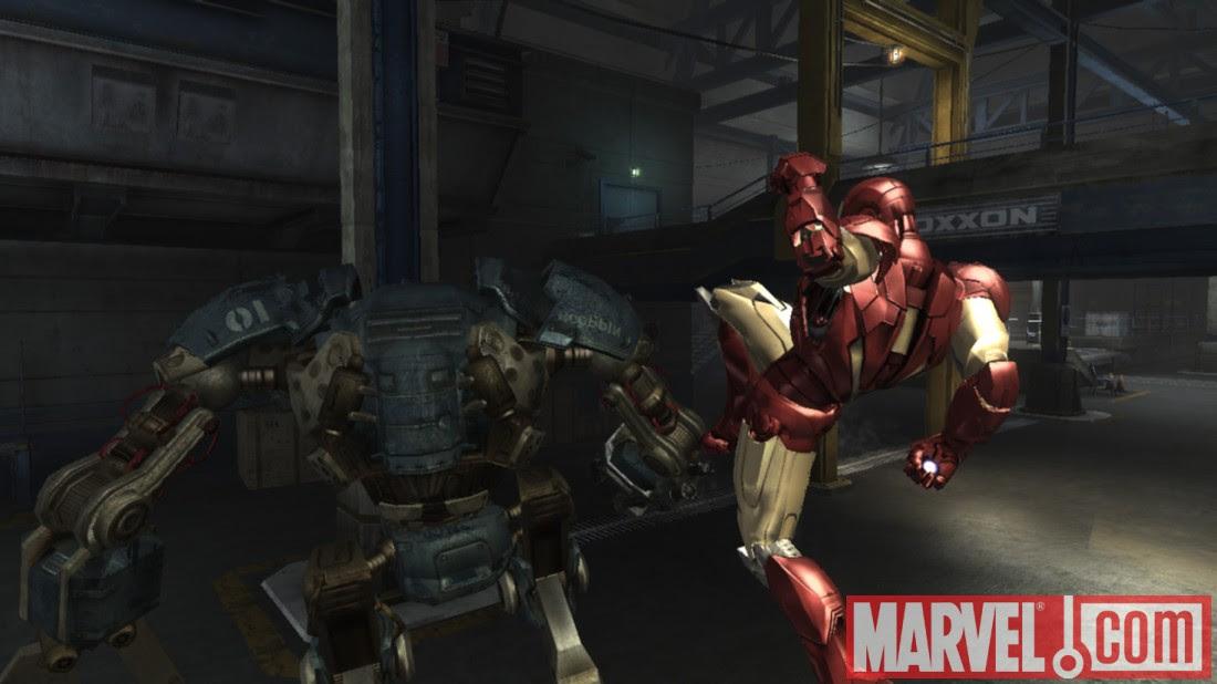 Homem de Ferro 2 - video game
