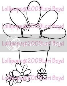 Lollipop Peekaboo Baby