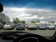 Holly Avenue parking lot