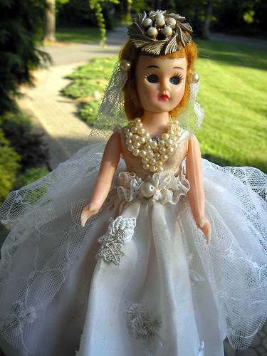 Up-Cycled Doll: Ginger! 4