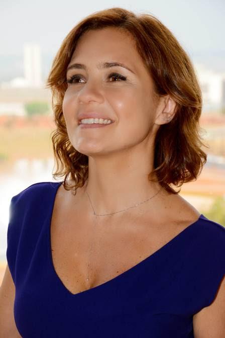 Adriana Esteves vai fazer um novo personagem tão popular quanto foi Carminha, de 'Avenida Brasil'