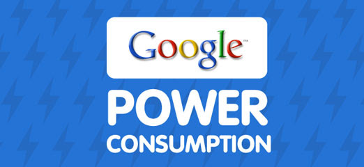 Infographic: How Much Energy Do Google Use?