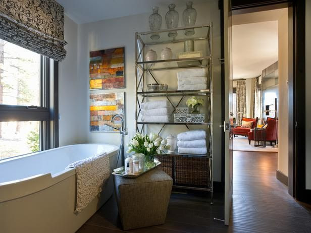 Master Bathroom Pictures From HGTV Dream Home 2014 on ... | Bathroom