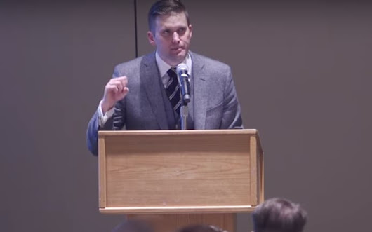Nazi salutes and white supremacism: Who is Richard Spencer, the 'racist academic' behind the 'Alt right' movement