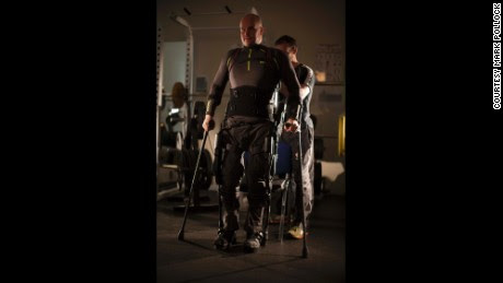 Blind and paralyzed, an adventurer takes new steps - CNN.com