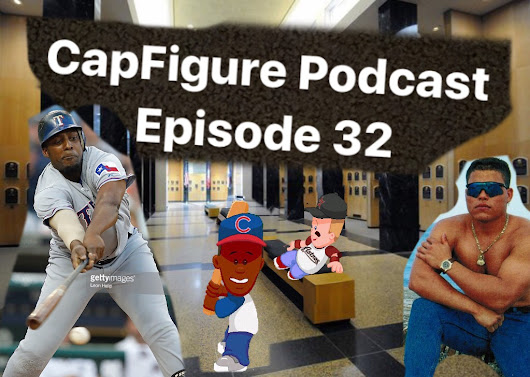 CapFigure Sports (CapFigure Podcast – Episode 32 (MLB's Insane Hall of Fame))